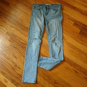 Joe Fresh Distressed Boyfriend Jeans